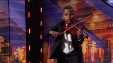 IMAGE: Raleigh's Tyler finishes 3rd in AGT Champions