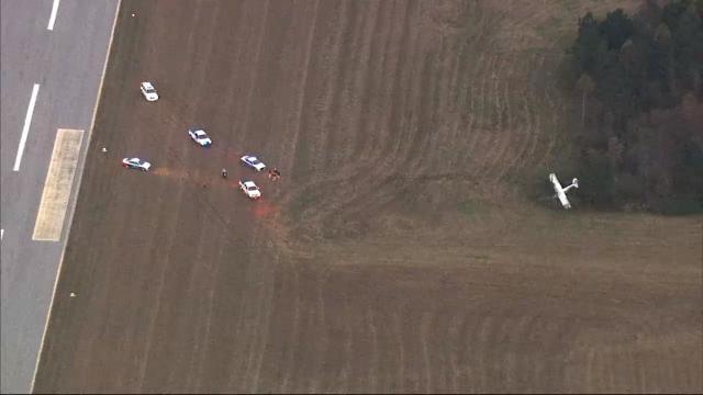 Harnett County plane crash