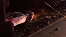 IMAGE: Passenger killed, driver charged in Durham crash