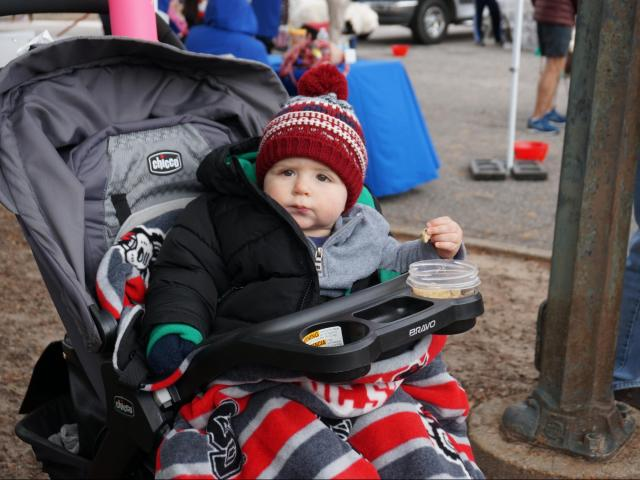 Pets and ther owners participated Sunday in a marathon to benefit the Wake County Animal Shelter.<br/>Web Editor: Alfred Charles