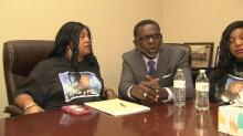 IMAGE: Family of slain suspect in Fayetteville hospital shooting says it wants answers