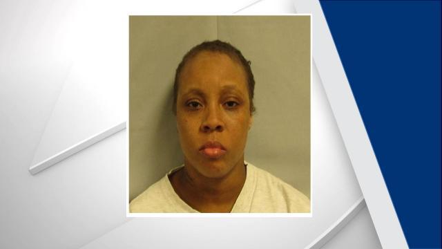 Monalisa Stokes (Hoke County Sheriff's Office photo)