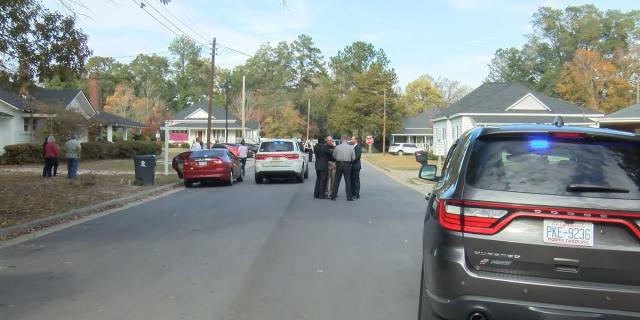 Bladen County hostage situation