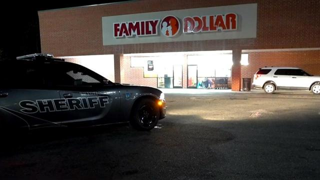 Shooting investigation at Wayne County Family Dollar