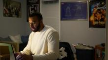 IMAGES: UNC football player finds love, comfort after opening up about depression