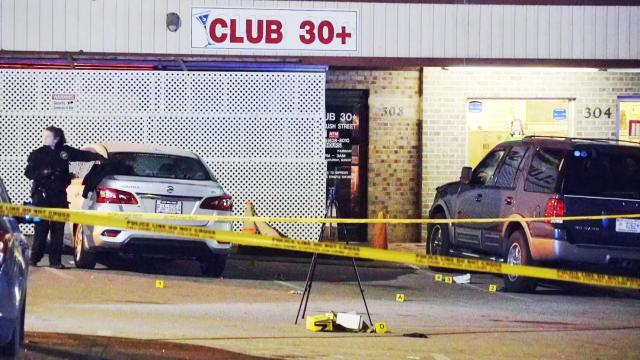 A man was stabbed to death and three others wounded in a Dec. 8, 2019, altercation outside Club 30+ in Raleigh.