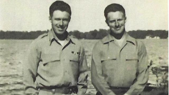 Twin brothers turn 100 years old
