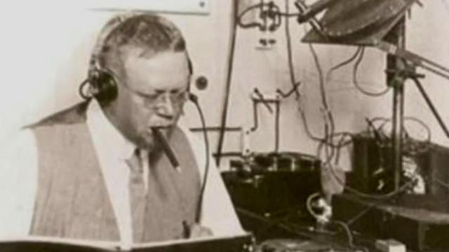Anniversary of first radio transmission across Atlantic that happened at Outer Banks