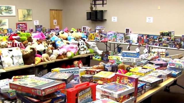 Organization needs more Christmas toys for domestic violence victims