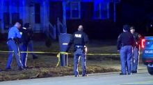 IMAGES: Man shot during Raleigh home invasion