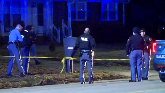 Police respond to home invasion, shooting in Raleigh