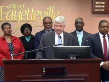 Fayetteville leaders still back Civil War center