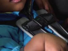 Car seat safety for children with puffy coats