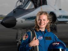 UNC alumna and astronaut Zena Cardman