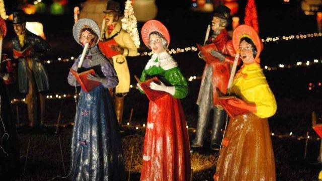 Happyland Christmas Lights