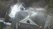 IMAGE: Raleigh fire officials say candle caused house fire