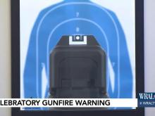 Warnings sounded about celebratory gunfire