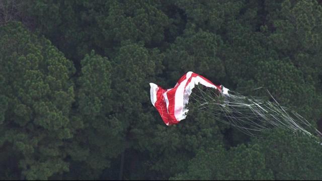 Duplin County plane crash
