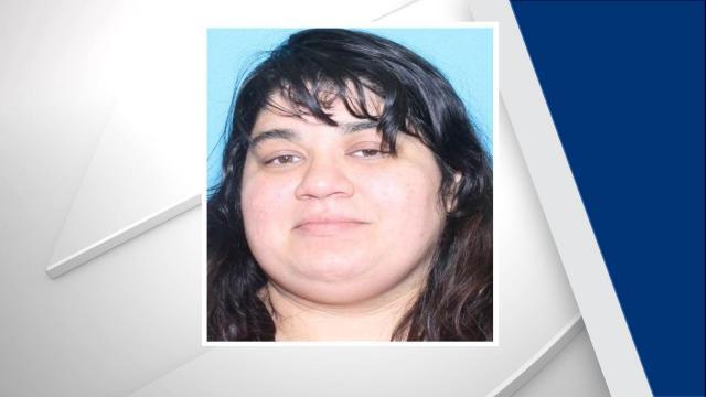 Genesis Gabriela Zavala (Alamance County Sheriff's Office photo)