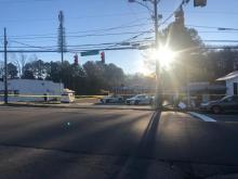 Two shot inside convenience store in Durham