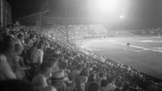 Devereux Meadow baseball stadium
