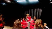 IMAGE: Sanderson High School heads to Kentucky for national theater conference