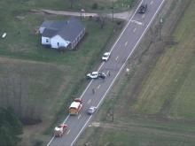 School bus accident in Nash County