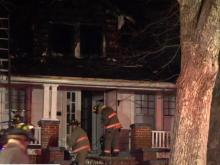 1 injured, 5 displaced after house fire in Durham