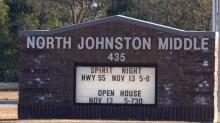 IMAGE: Johnston County schools relocating students Thursday for safety drill