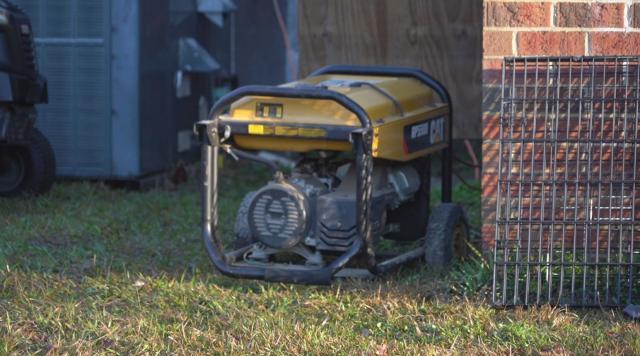 Selma family, pets poisoned by carbon monoxide