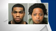 IMAGES: Raleigh couple charged after 5-year-old chokes on suction cup, dies