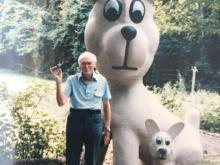 Three generations of Snoopy aka. George