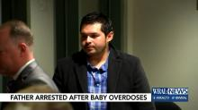 IMAGE: 1-year-old recovering, dad charged after baby's heroin overdose