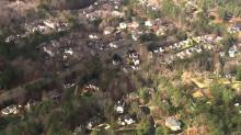 IMAGES: First aerial views of storm damage in Raleigh