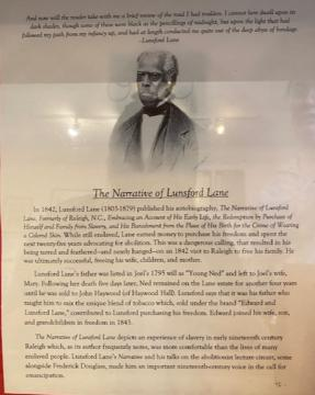 Narrative of Lunsford Lane