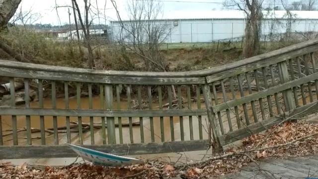 Crabtree Creek Trail