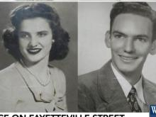 Romance on Fayetteville Street: A classic 1940s Raleigh love story