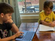 Students start remote learning as districts work out plans