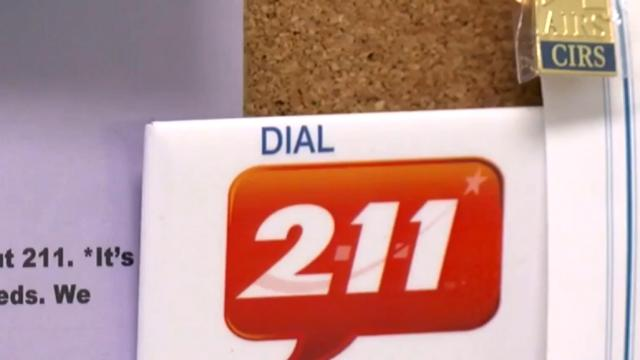 Handling 2-1-1 calls