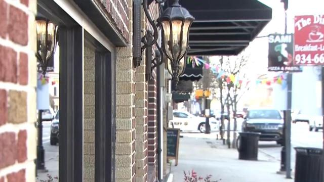 Small businesses continue to feel impact of stay-at-home order
