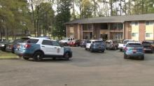 IMAGE: Man stabbed inside northeast Raleigh apartment