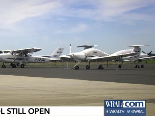 Blue Line Aviation remains open amid coronavirus outbreak