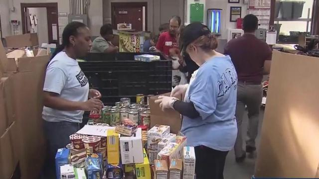 WRAL, United Way and you: Help the helpers