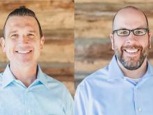 Pastor Craig Dyson and Pastor Grant Staubs