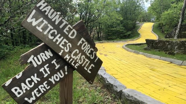 Land of Oz on Beech Mountain, North Carolina