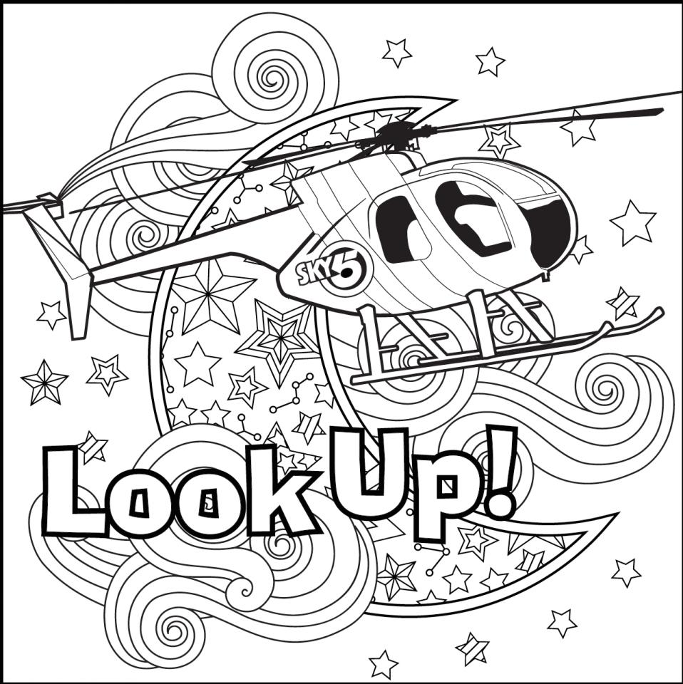 20 Free Red Ribbon Week Coloring Pages To Print | 960x958