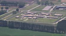 IMAGES: Neuse Correctional Institute has first COVID-19 death among 465 cases as tensions rise