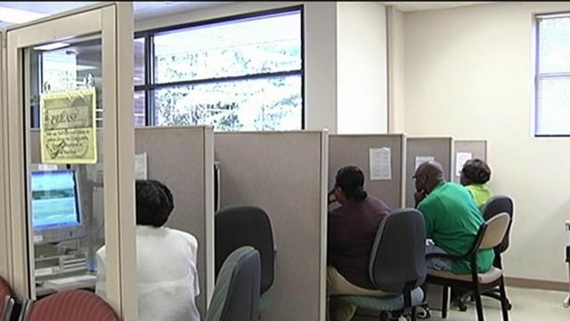 Frustrations continue for those trying to apply for unemployment