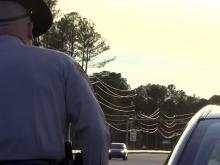 traffic stop, Highway Patrol generic