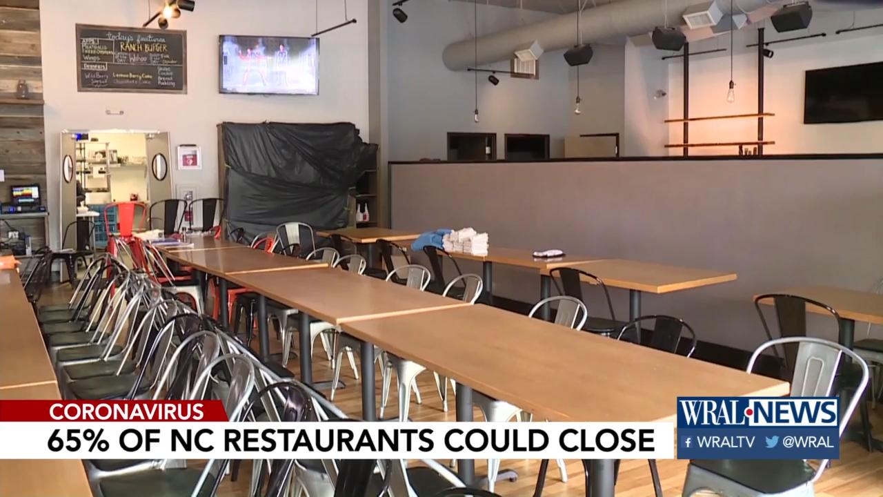 More than half of North Carolina's restaurants may permanently ...